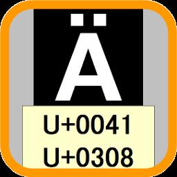 Unicharfinder 詳細 Detail